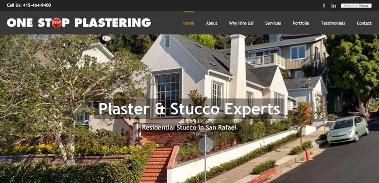 One Stop Plastering