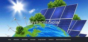 Baykoms Solar