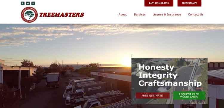 Website Portfolio of Brand On Fire Design